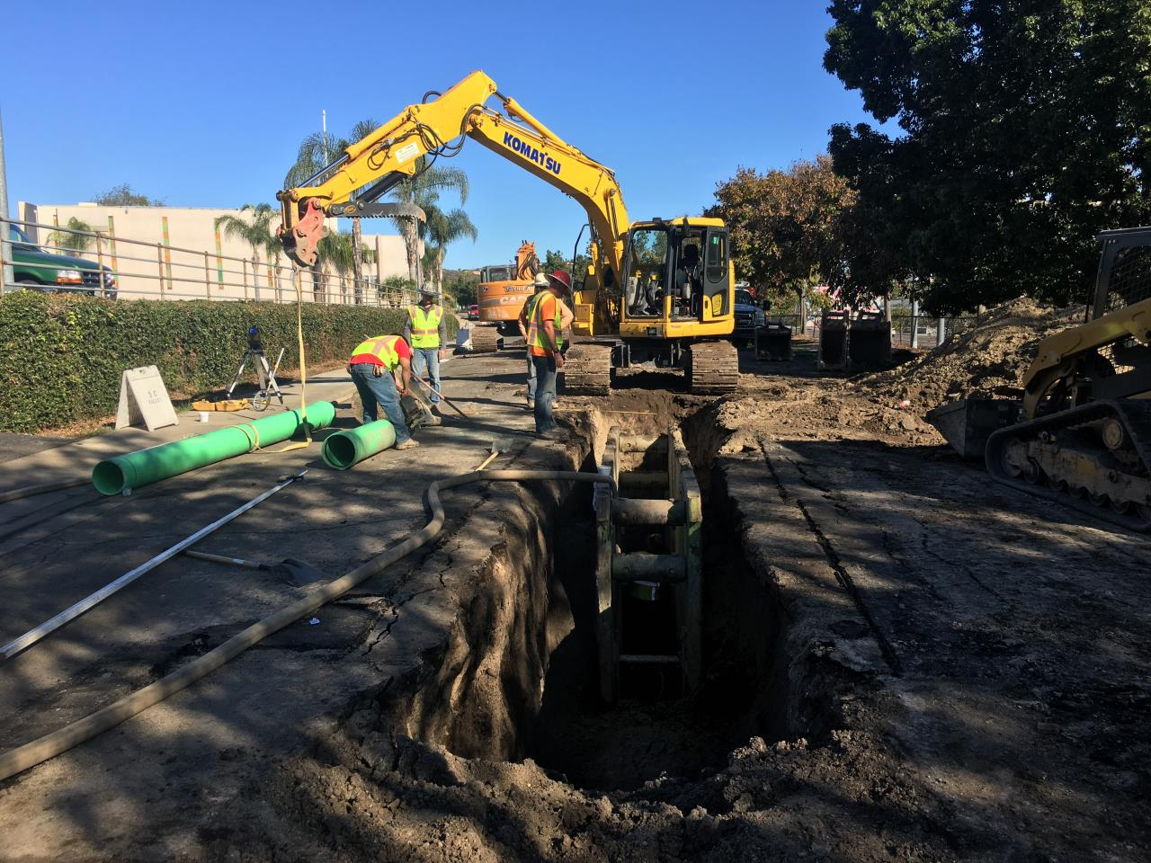 Sewer Upsizing Update