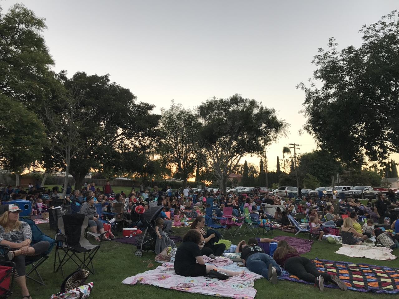 Movies in park_summer fun