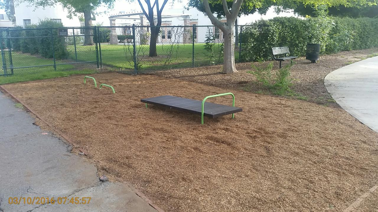 Park Workout Station